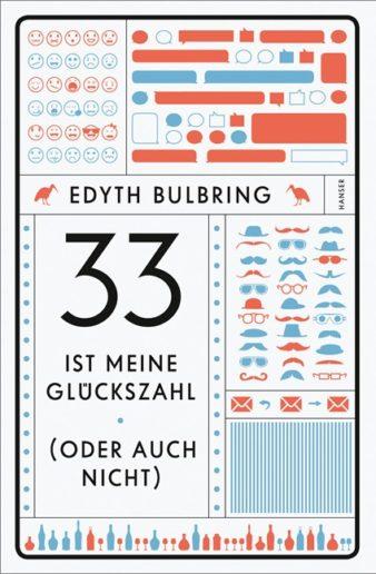 Coverfoto Edyth Bulbring, 33 ist meine Glückszahl, übersetzt von Andrea O'Brien