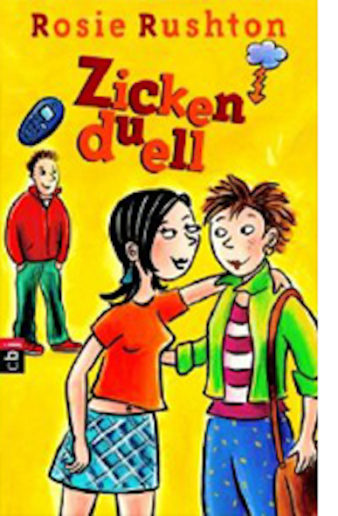 Cover Zickenduell, Rosie Rushton, dt. von Andrea O'Brien