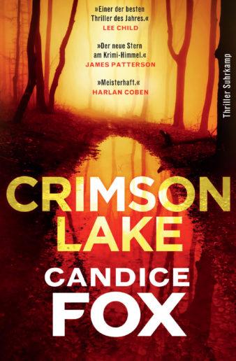 Coverfoto Candice Fox, Crimson Lake. Übersetzt von Andrea O'Brien