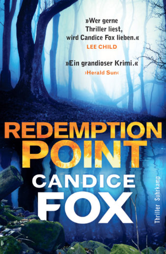 Cover Redemption Point, Candice Fox, übersetzt von Andrea O'Brien