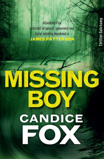 Cover Missing Boy, Candice Fox - in der dt. Übersetzung von Andrea O'Brien