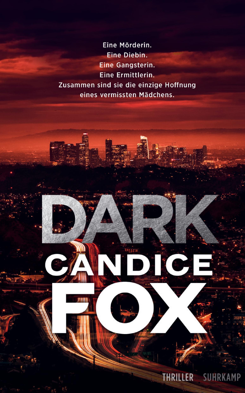 Cover zu Dark von Candice Fox, übersetzt von Andrea O'Brien